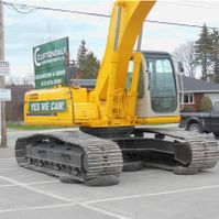2006 Kobelco SK250LC long reach with 60-foot boom